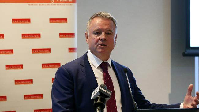 Opposition frontbencher Joel Fitzgibbon said the Opposition had equivocated over the Adani coal mine in Queensland.