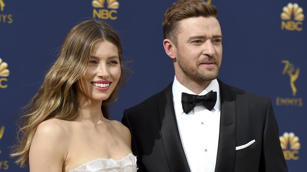 Biel and Timberlake tied the knot in 2012. Picture: Jordan Strauss/Invision/AP, File