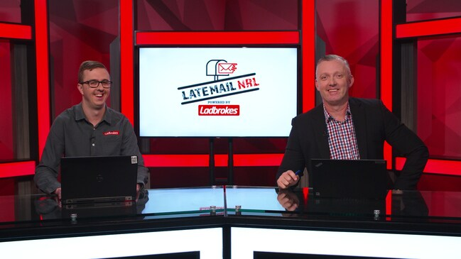 Late Mail NRL Powered by Ladbrokes - 2019 Round 14