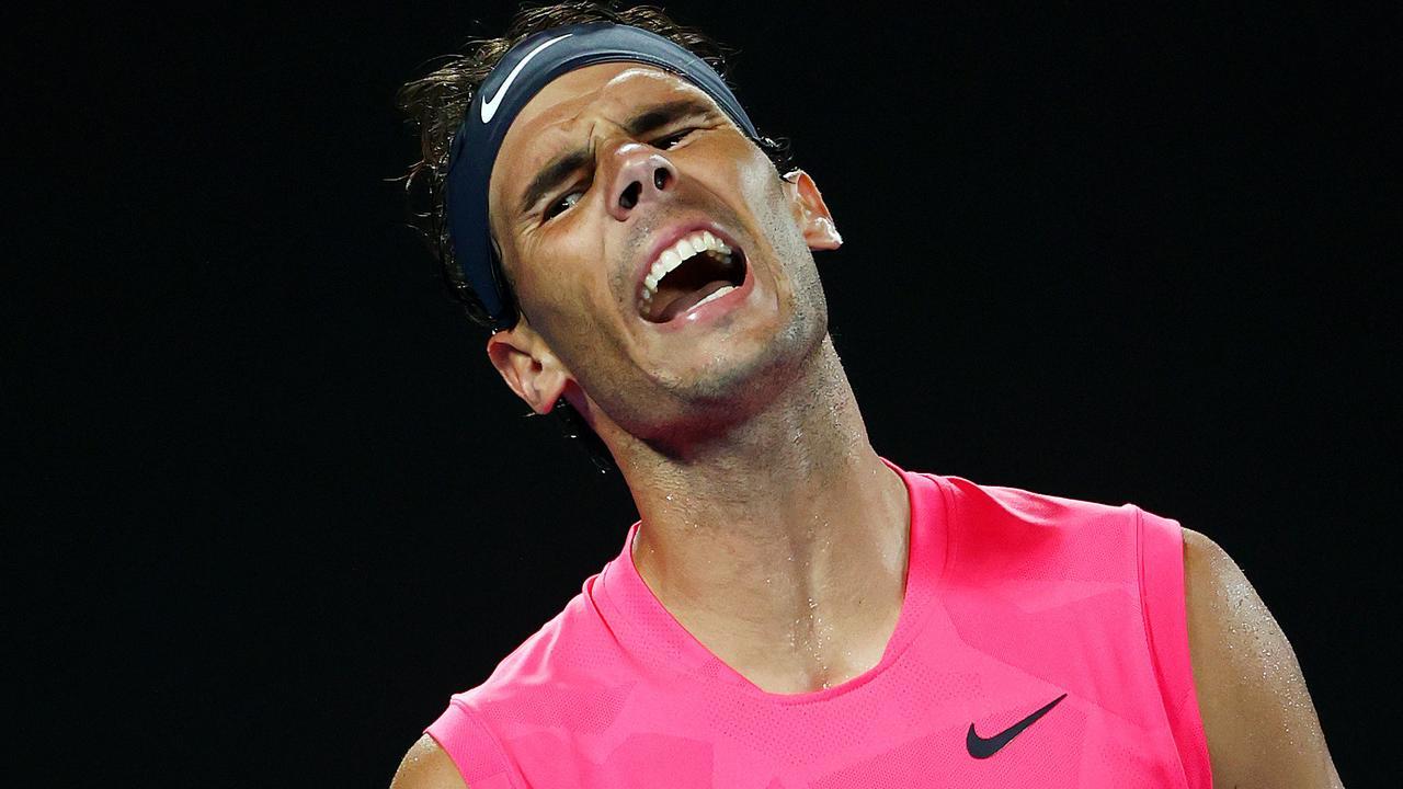 Toni Nadal has not held back.