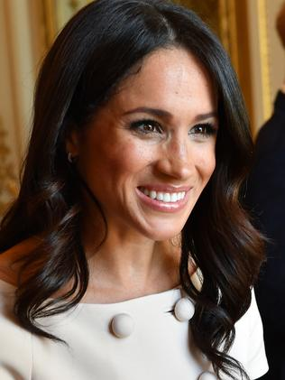Is Meghan Markle channelling her new sister-in-law Kate Middleton? Picture: MEGA