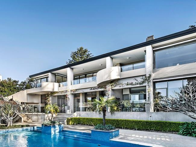 The Coolong Rd, Vaucluse, home of Michelle Coe has sold for $12.5 million.