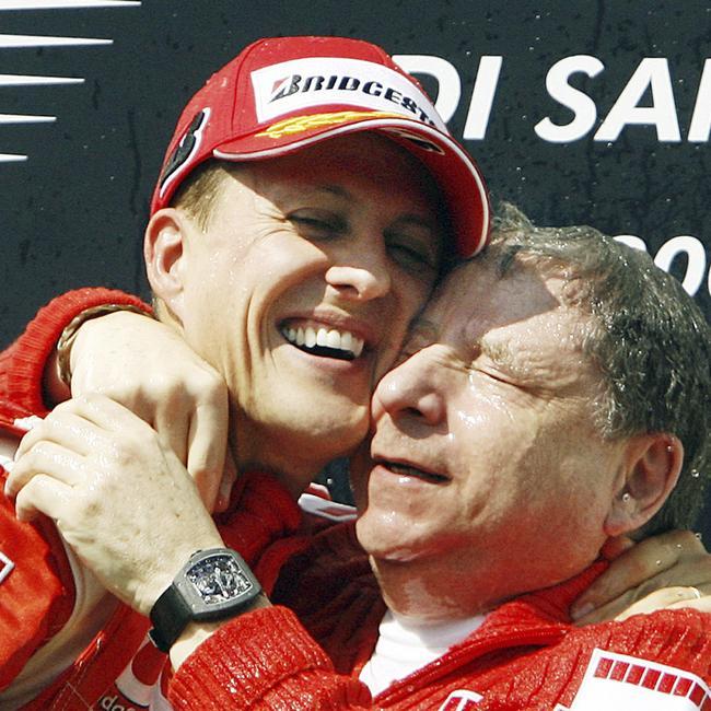 F1 News Michael Schumacher Update Ex Ferrari Boss Jean Todt Statement