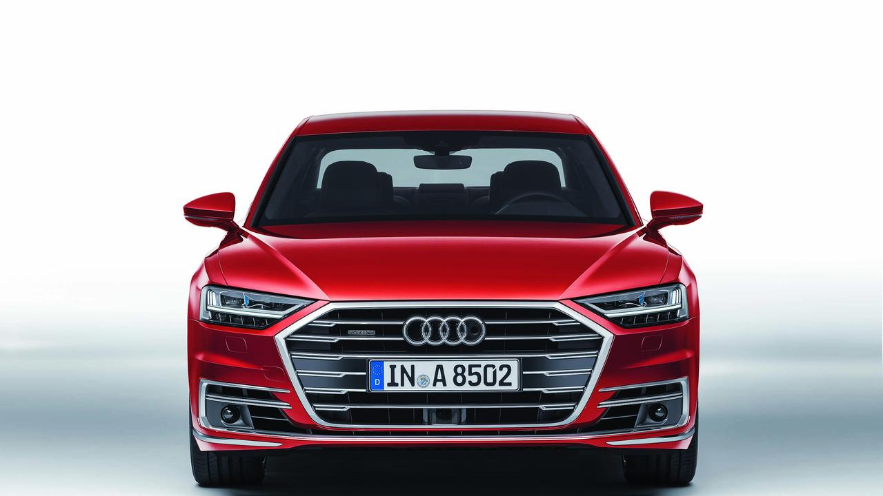 Audi A8 50 TDI Quattro review: Boss wagon is all business