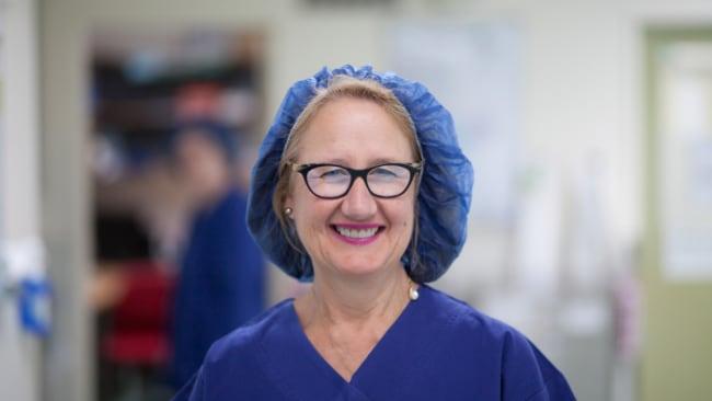 Australia's first female urologist, Prof Helen O'Connell. Image: Western Health