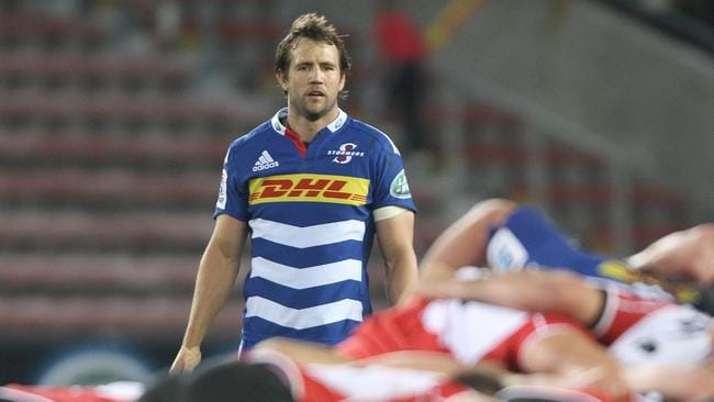 Former Stormers fly half Peter Grant has arrived at the Force hungry for success.