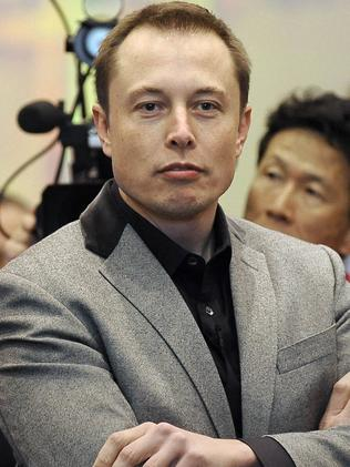 Elon Musk. Picture: AFP/ Robyn Beck