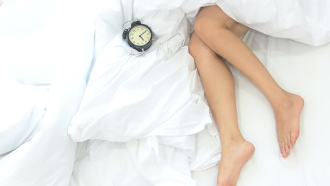Sleep really is the answer to everything. Image: iStock