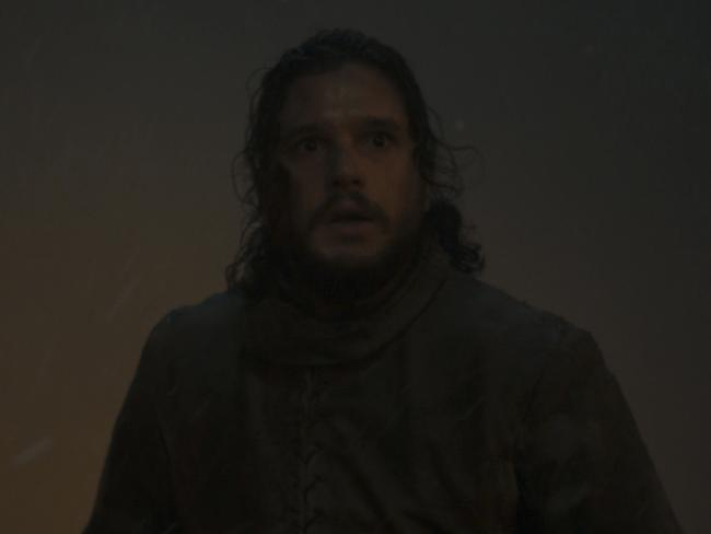 There have been many hints that Snow could be the Azor Ahai. Picture: Supplied/HBO