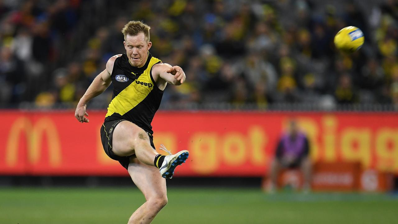 Jack Riewoldt and Richmond looks in unstoppable form