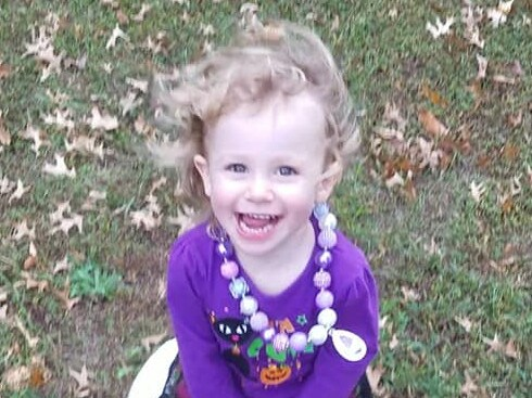 Arya Greenlee died at just two years of age.