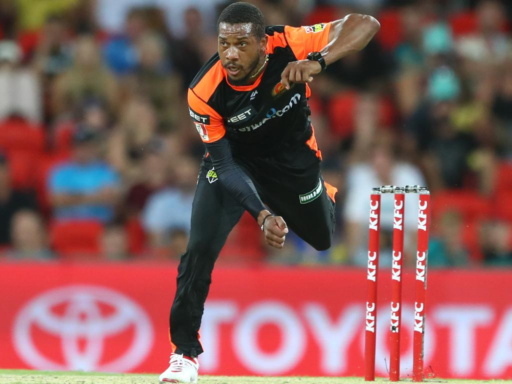 Chris 'Air' Jordan of the Scorchers is their only player averaging over 70 points per outing currently in SuperCoach BBL