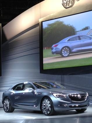 Buick is GM's second biggest global brand behind Chevrolet.