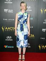 Mia Wasikowska at the 4th AACTA awards at The Star Hotel in Sydney. Picture: Andrew Murray