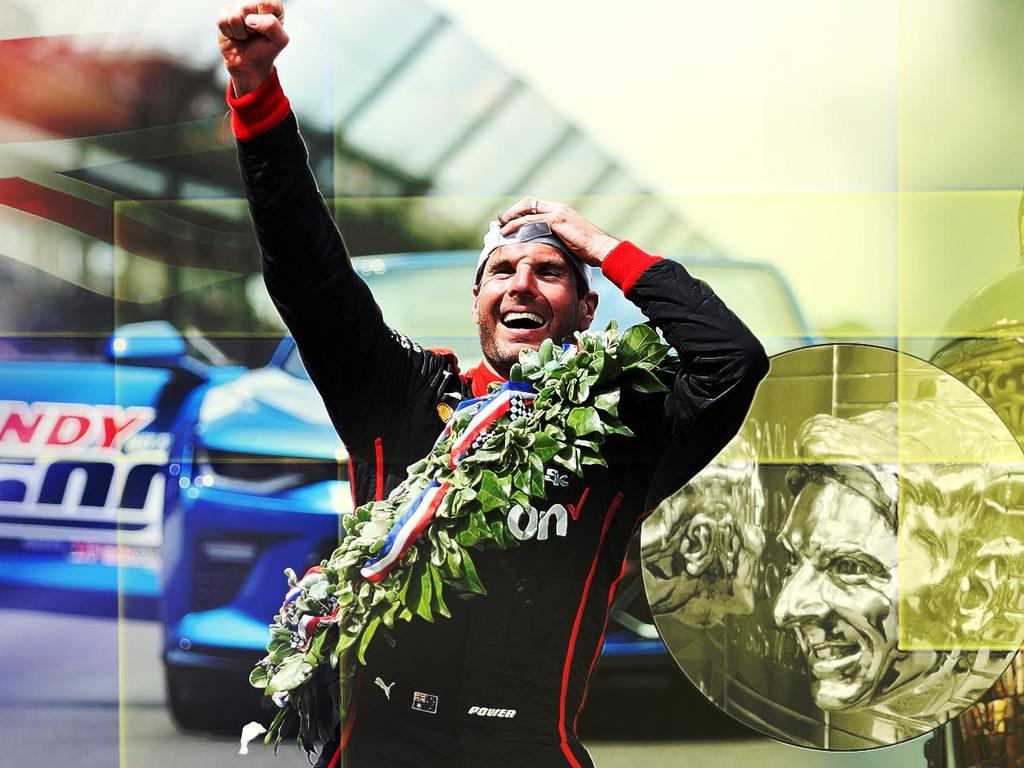 Will Power is looking to become a back-to-back winner of the Indy 500 this weekend.