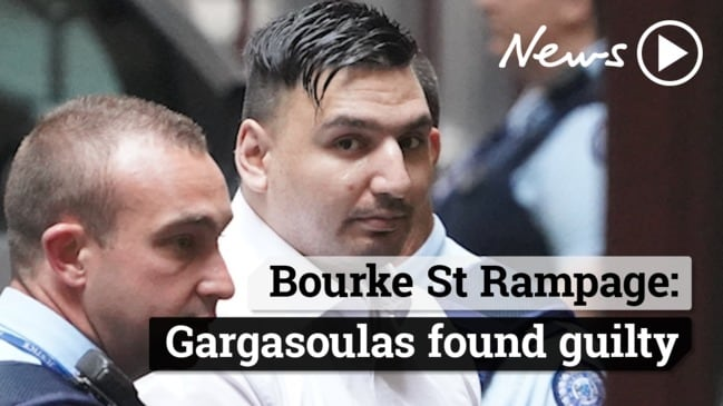 Bourke Street Rampage – James Gargasoulas found guilty