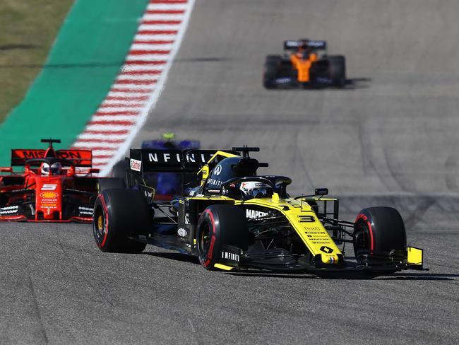 Ricciardo is hopeful 2021 will even the playing field.