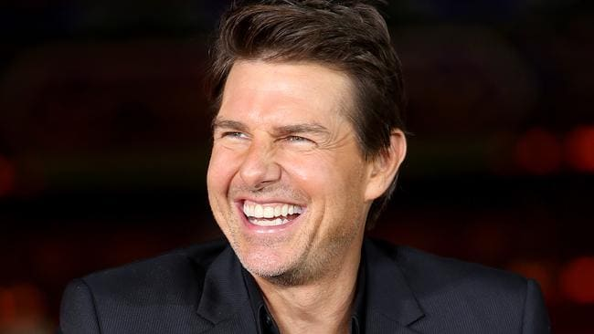 Tom Cruise went to a 'ridiculous amount of effort' to give James Corden his number
