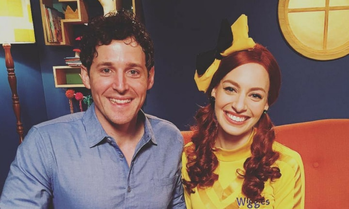 The Wiggles' Lachy breaks his silence on split from co-star and ex Emma