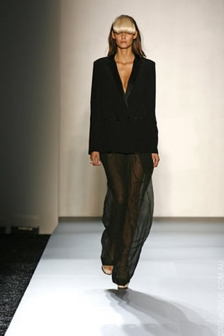 Toni Maticevski Ready-to-Wear Spring/Summer 2008