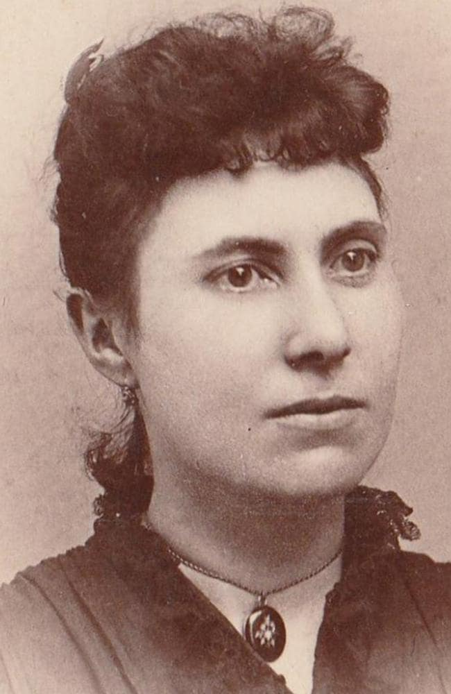 Mary Katharine Haroney, or better known as Big Nose Kate, circa 1870s. Picture: News Dog Media/australscope.