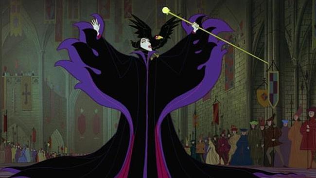 """Maleficent in """"Sleeping Beauty""""."""