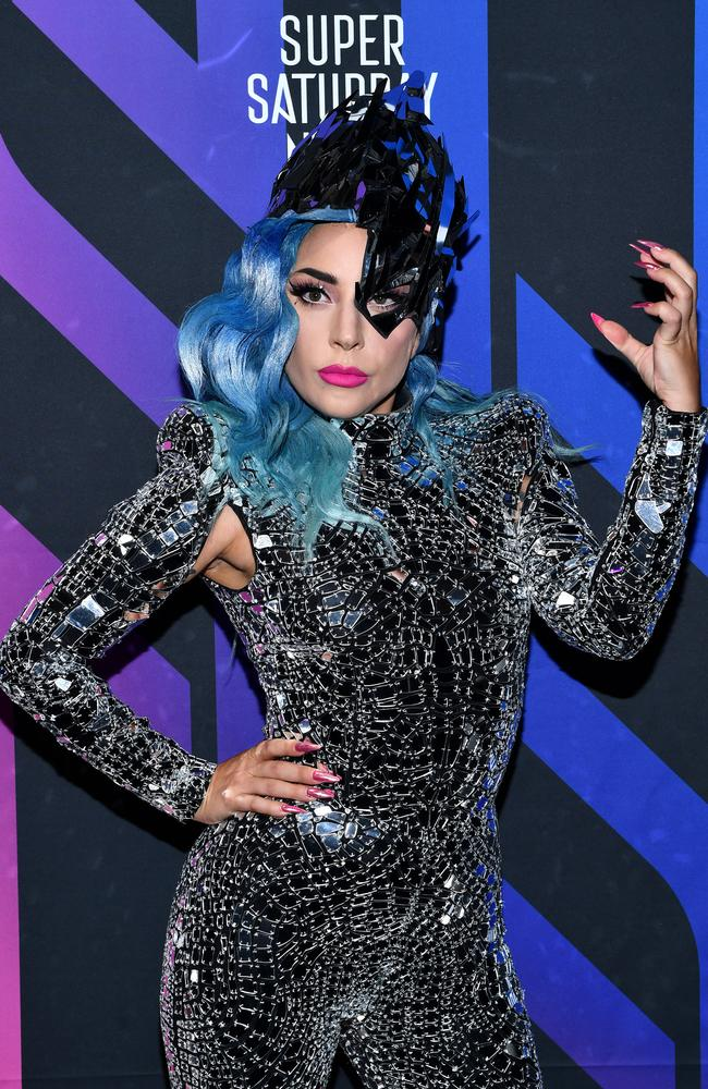 MIAMI, FLORIDA – FEBRUARY 01: Lady Gaga attends AT&T TV Super Saturday Night at Meridian at Island Gardens on February 01, 2020 in Miami, Florida. (Photo by Dimitrios Kambouris/Getty Images for AT&T)