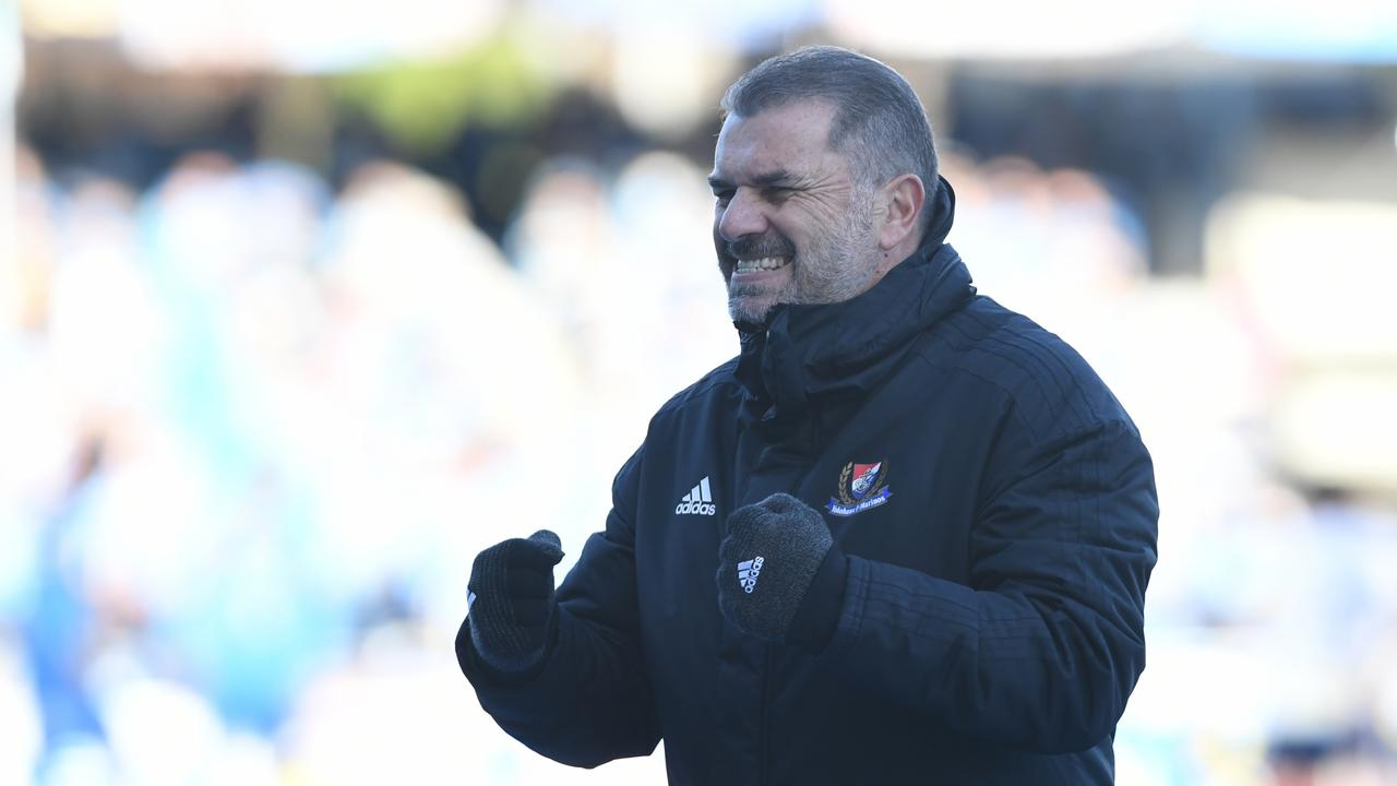 Ange Postecoglou has completed one of the greatest coaching feats in Australian history.