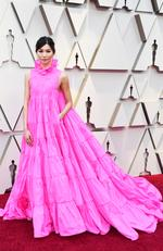 Gemma Chan attends the 91st Annual Academy Awards at Hollywood and Highland on February 24, 2019 in Hollywood, California. (Photo by Frazer Harrison/Getty Images)