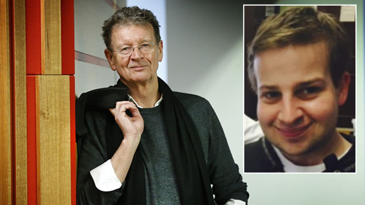 Red Symons' son Samuel dies after cancer battle with brain