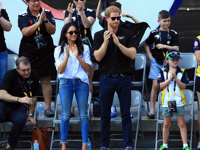 The couple have been enjoying a low-key romance — but all that is about to change. Picture: Vaughn Ridley/Getty Images for the Invictus Games Foundation