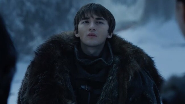 Oh good, Bran's arrived.