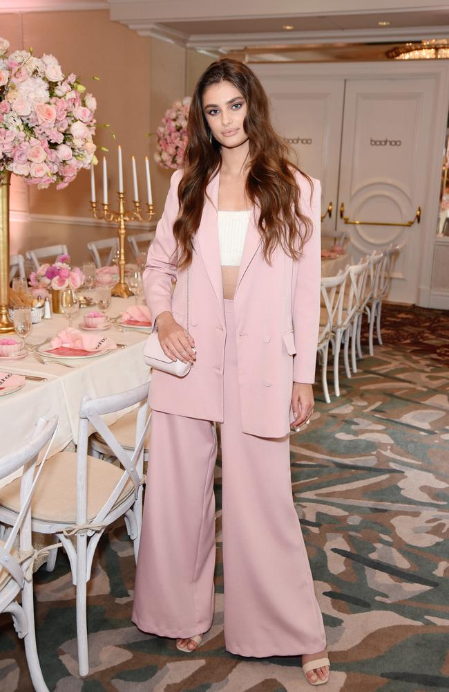 The Victoria's Secret Angel has opened up about why she is keeping it real on social media. Picture: Getty Images for boohoo