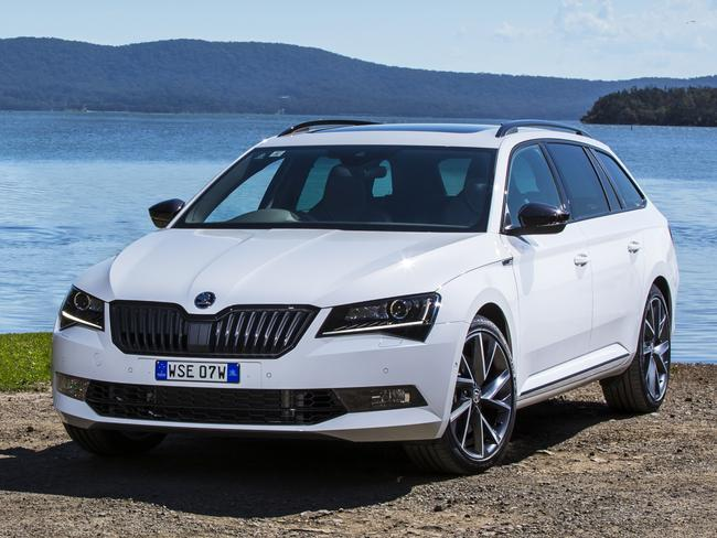Skoda Superb wagon: Spacious and luxurious