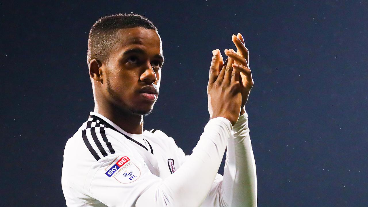 Ryan Sessegnon of Fulham FC.