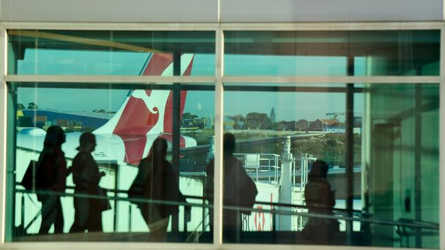 A new premium hotel will open at Sydney Airport in 2021. Picture: Bianca De Marchi/AAP Image