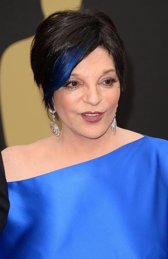67-year-old Liza Minnelli. Picture: Getty Images