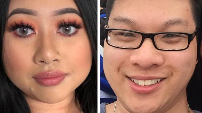 Diana Nguyen and Joseph Pham both died after taking MDMA at the Defqon festival in September. Picture: Supplied