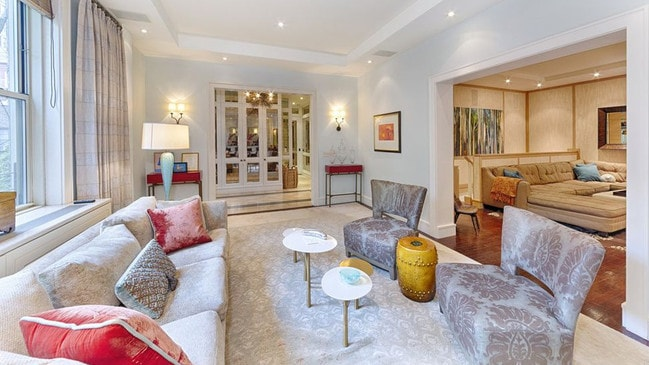 "This classy penthouse on  <a href=""https://www.realtor.com/realestateandhomes-detail/15-E-10th-St-Apt-3F_New-York_NY_10003_M91676-12389?view=qv"">10th St New York </a>is in the newlyweds price range at $US 5.45 million."