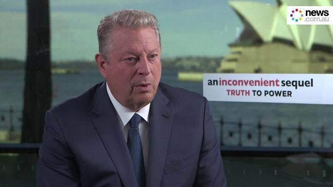 Al Gore on the making of An Inconvenient Sequel