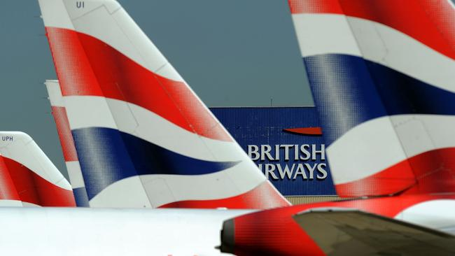 Heathrow is one of the UK, and the world's, busiest airports. Picture: Adrian DENNIS / AFP.