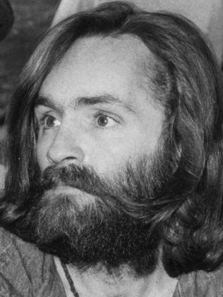 Charles Manson in 1969. Picture: John Malmin/Los Angeles Times via Getty Images