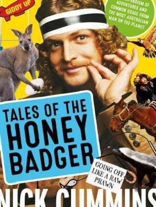Tales Of The Honey Badger, published by Harper Collins. Picture:Supplied