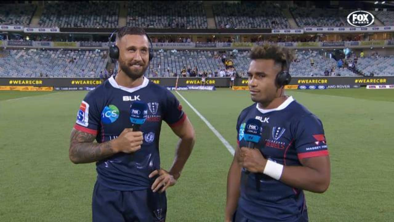 Super Rugby scores and video: Quade Cooper guides ...