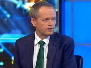 Bill Shorten is grilled on the Medicare scare campaign on The Project last night.