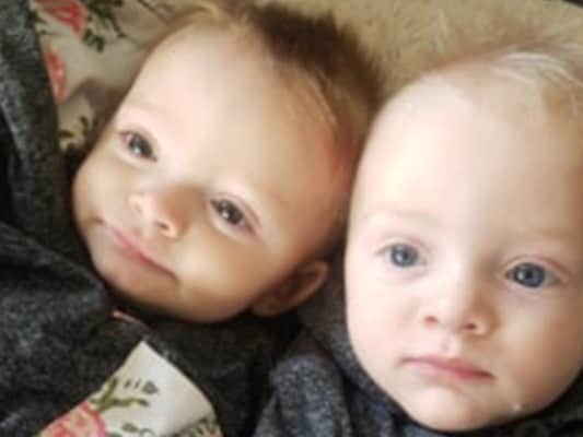 Twins Titus and Tiana Miller were killed in the ambush. Picture: Facebook