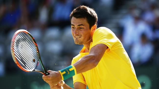 Bernard Tomic will play at Kooyong ahead of the 2017 Australian Open