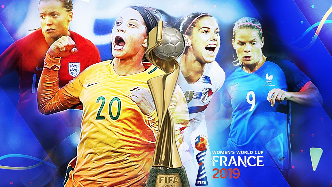 The world's biggest stars will be at the Women's World Cup.
