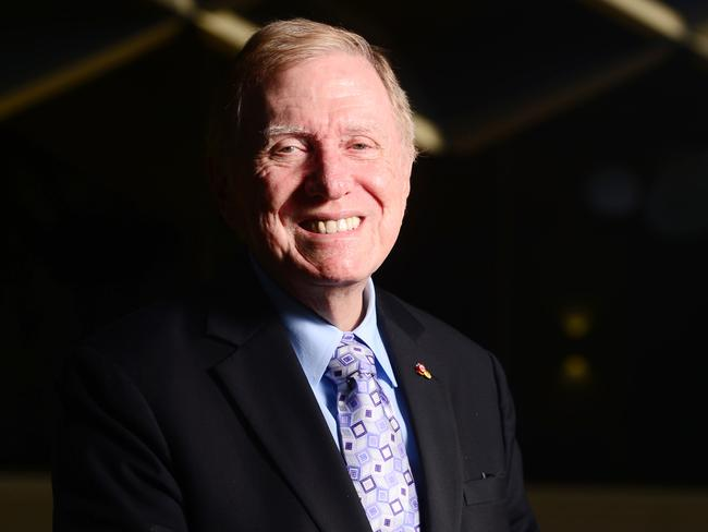 Former Justice of the High Court of Australia Michael Kirby today launched the #DontDivideUs campaign.