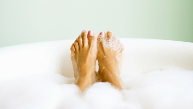 Are baths the secret to success? Photo: iStock